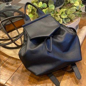 Target vegan Leather backpack